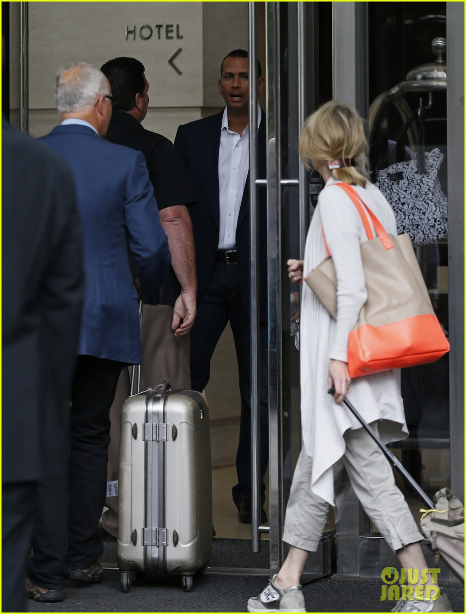 alex rodriguez steps out after record mlb suspension 072924157