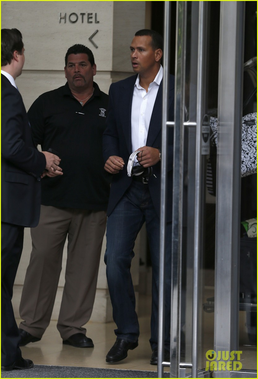 alex rodriguez steps out after record mlb suspension 092924159
