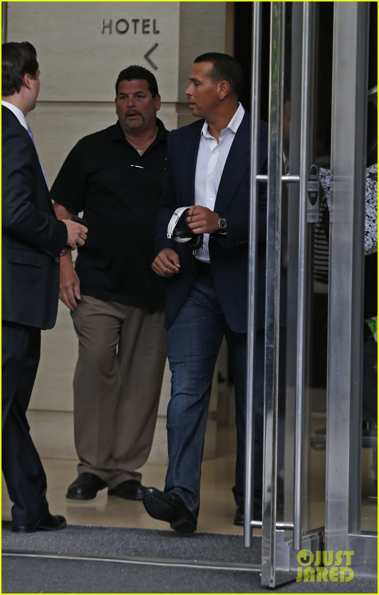alex rodriguez steps out after record mlb suspension 10