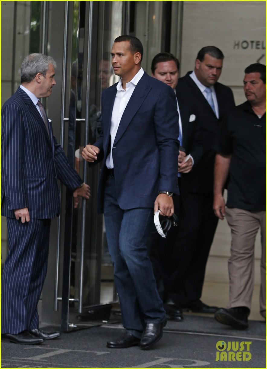 alex rodriguez steps out after record mlb suspension 162924166