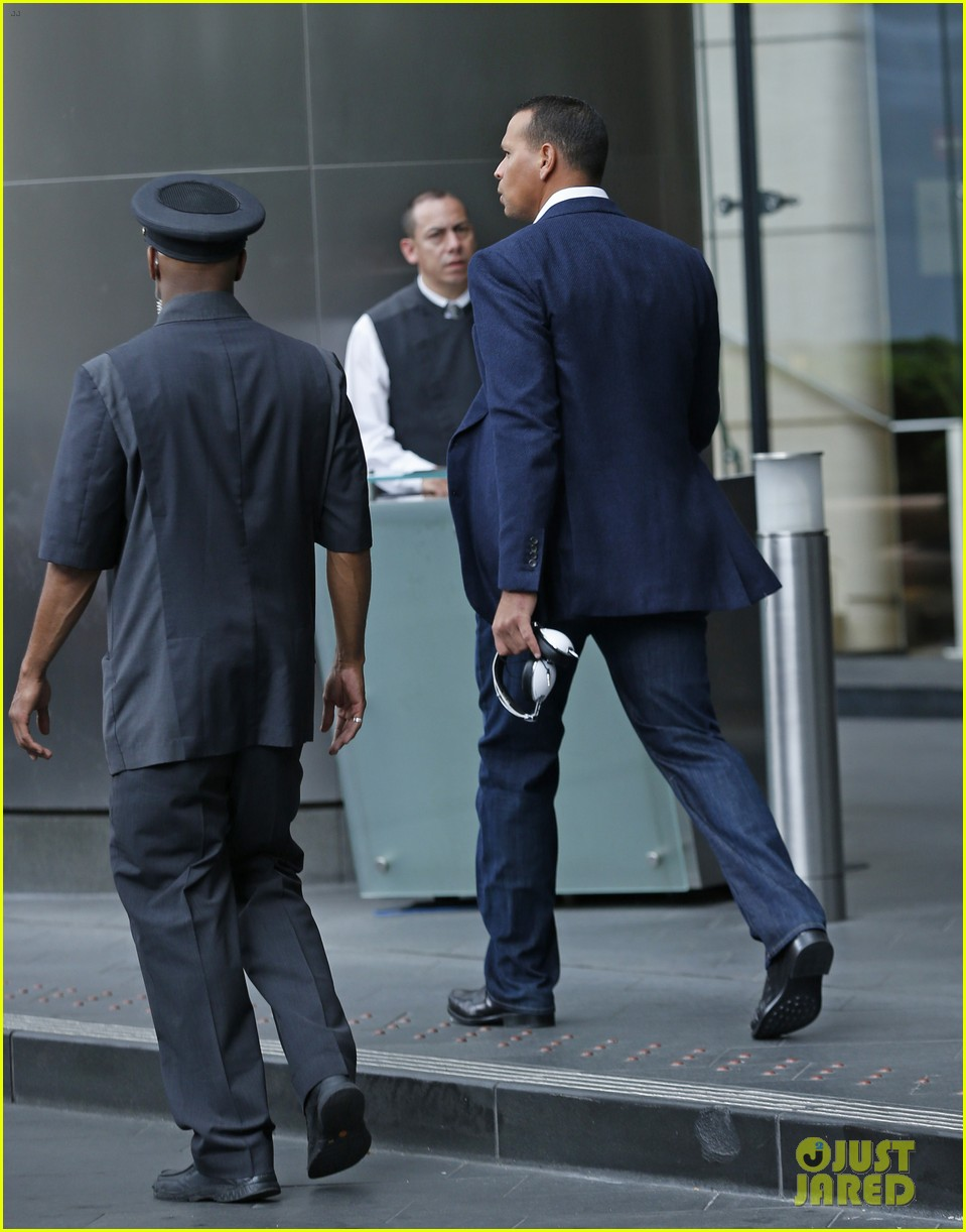 alex rodriguez steps out after record mlb suspension 232924173
