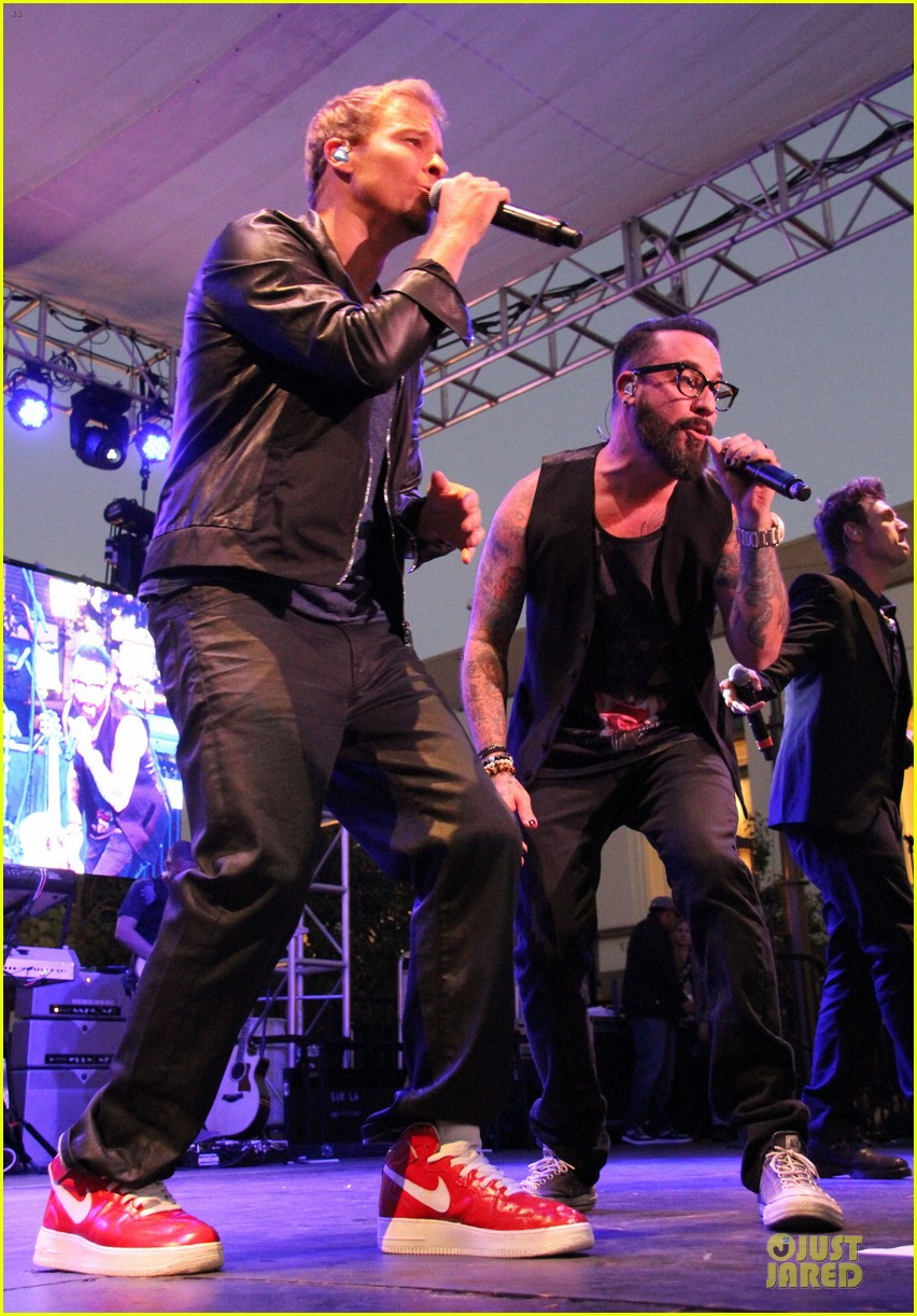 Backstreet Boys Brian Thomas Littrell Now