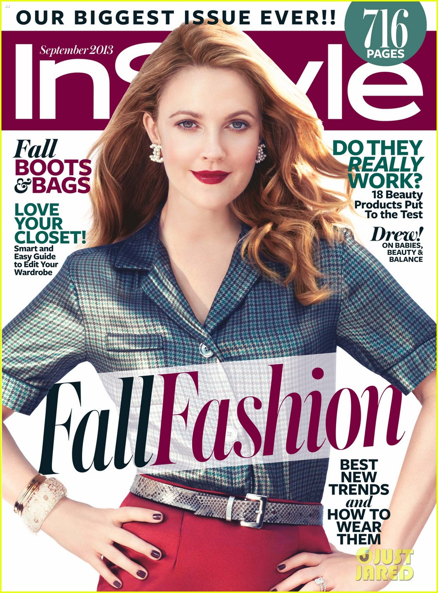 drew barrymore covers instyle september 20132929572