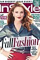 drew barrymore covers instyle september 2013