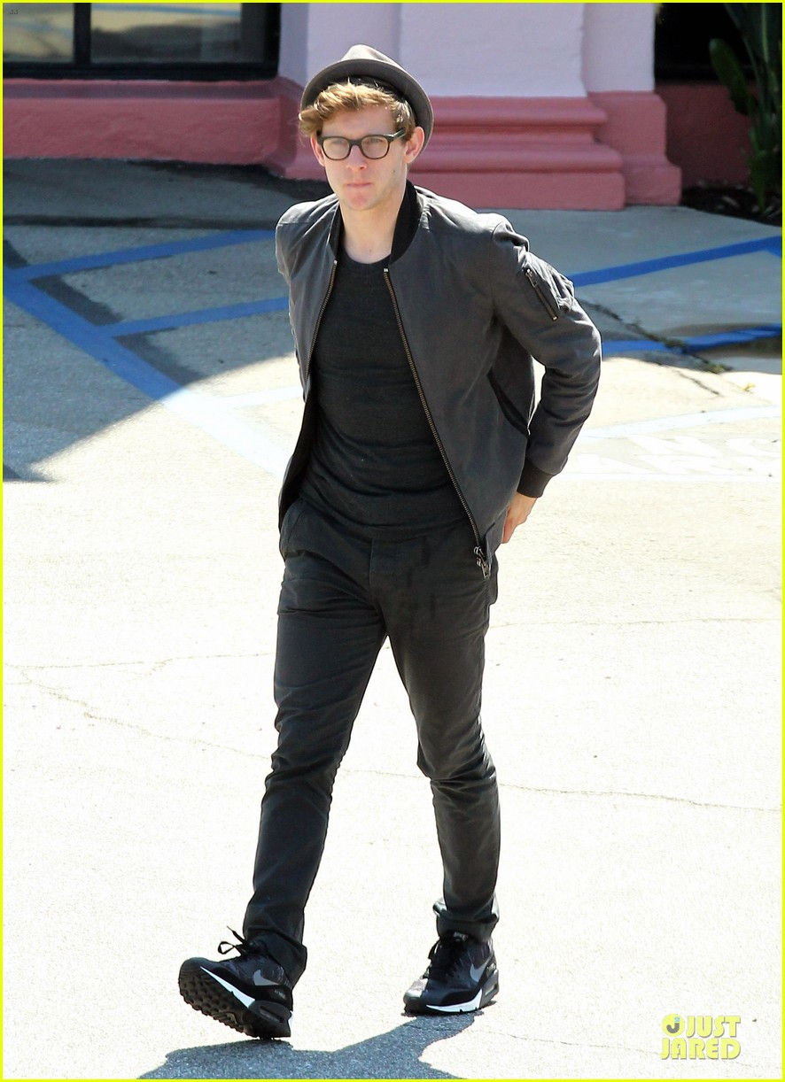 jamie bell pacific palisades lunch with pal 072938634