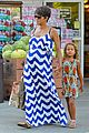 halle berry shows off large baby bump at bristol farms 14