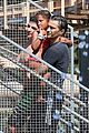 halle berry olivier martinez legoland with nahla 13