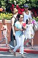 halle berry nahla universal studios hollywood fun 19