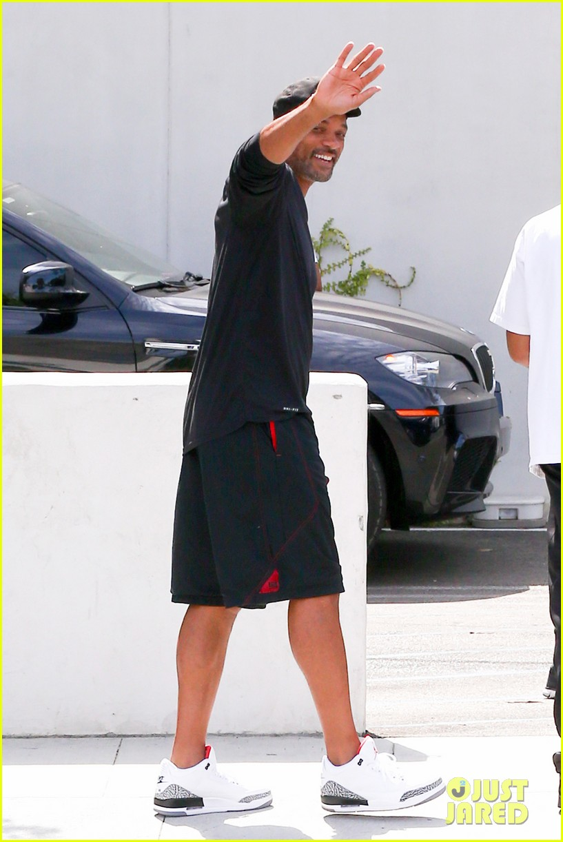 justin bieber hangs with his uncle will smith 062933081