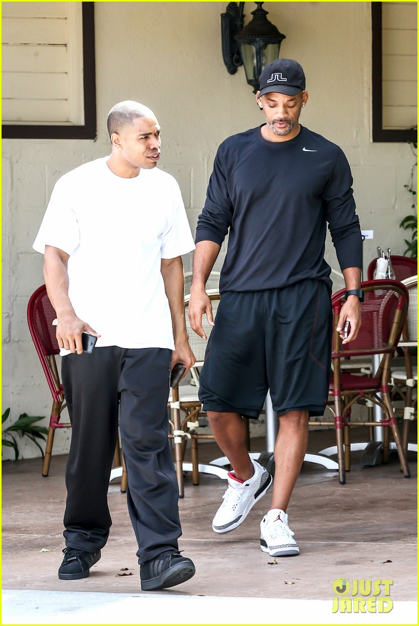 justin bieber hangs with his uncle will smith 092933084
