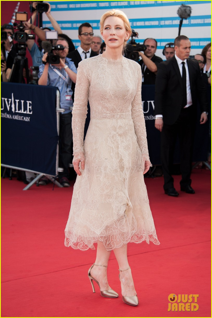 cate blanchett michael douglas deauville opening ceremony 132940820