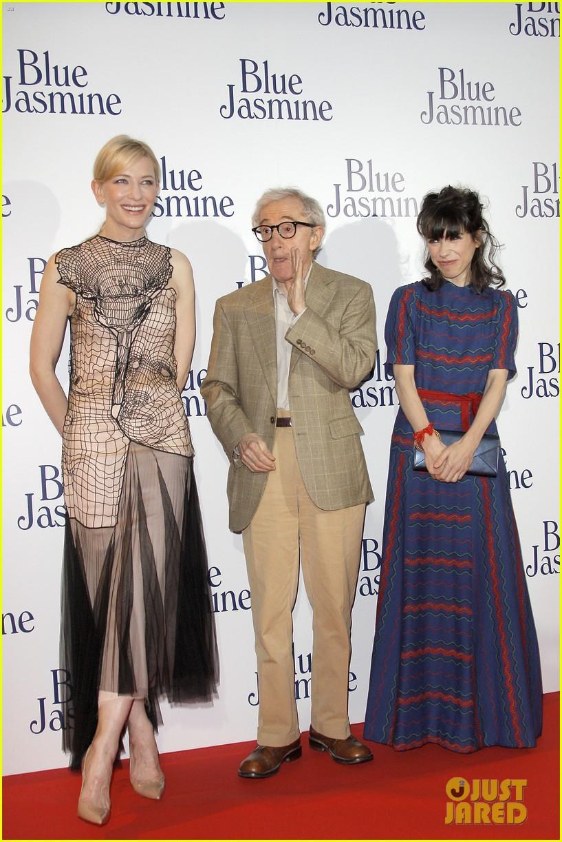 cate blanchett blue jasmine paris premiere with woody allen 032939283