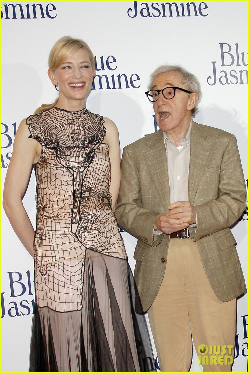 cate blanchett blue jasmine paris premiere with woody allen 102939290