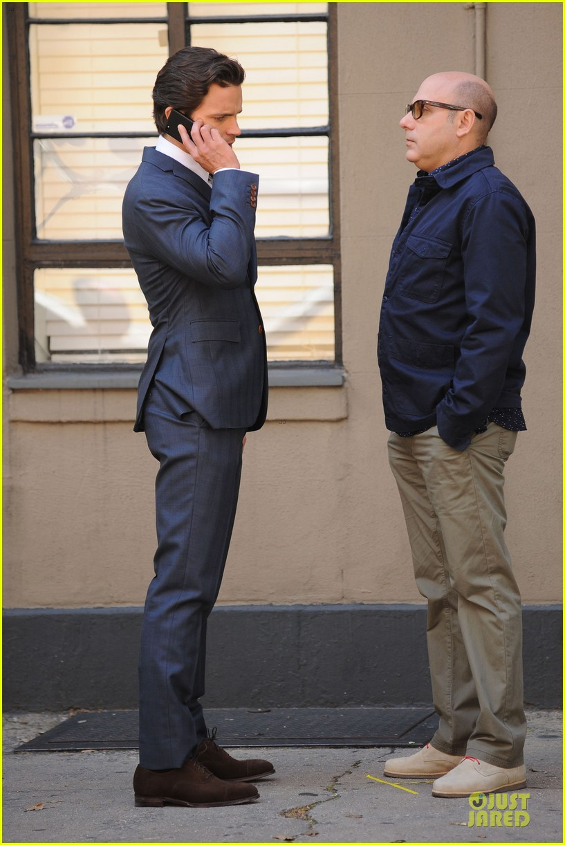 matt bomer white collar scenes with willie garson 012930190
