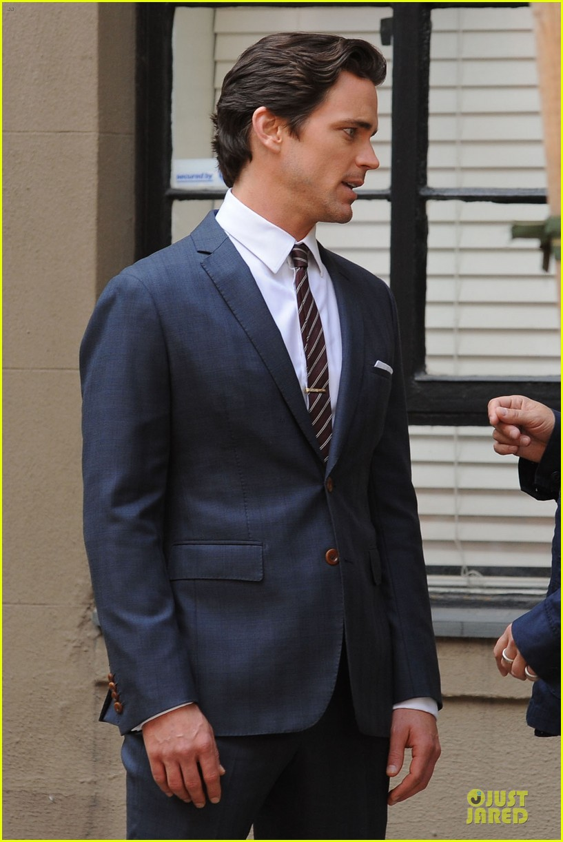 matt bomer white collar scenes with willie garson 182930207