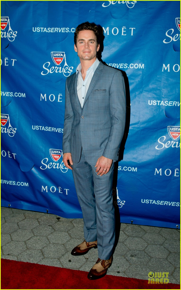 matt bomer zachary levi usta serves opening night gala 012939043