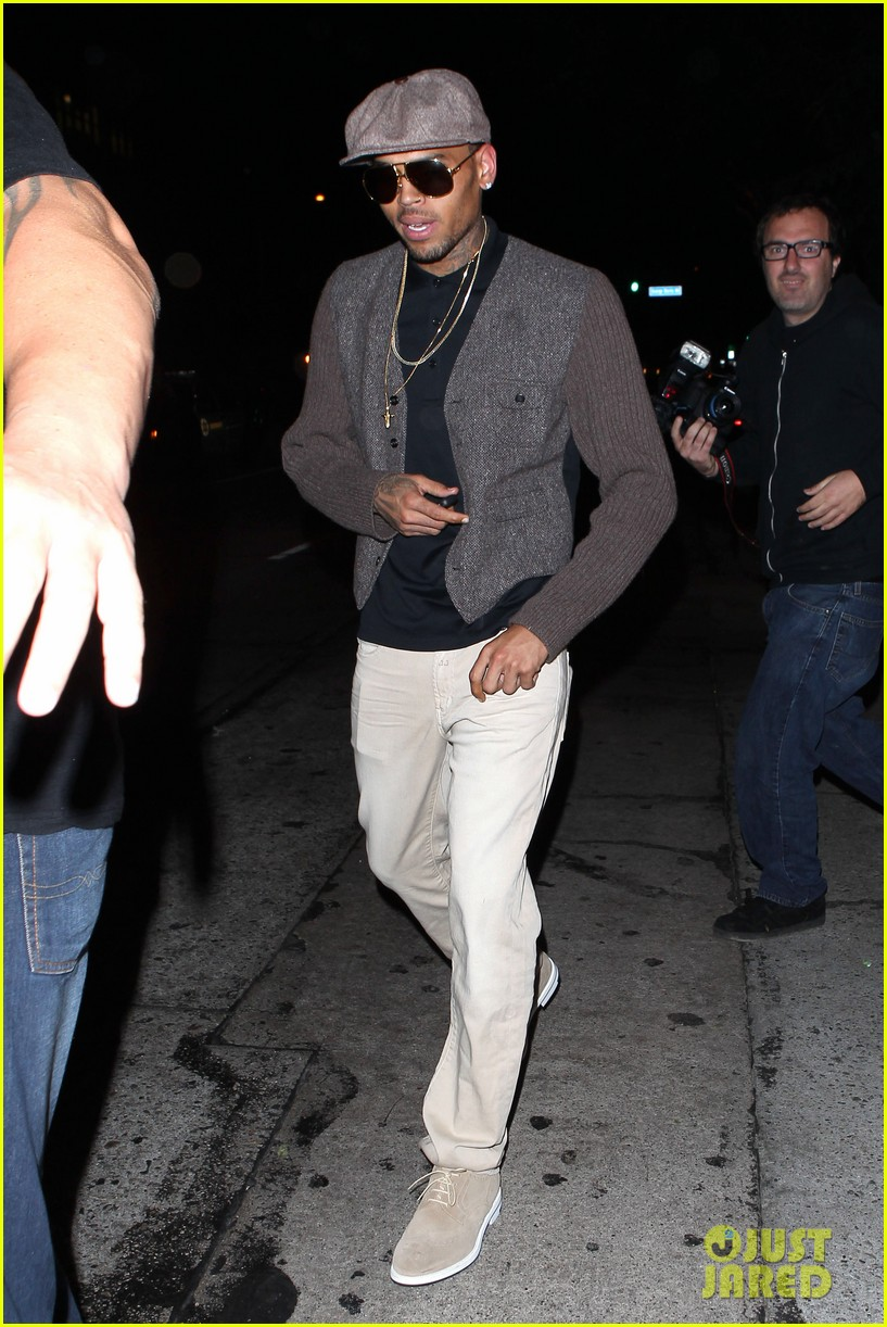 chris brown celebrates after hit run case dismissal 062931291