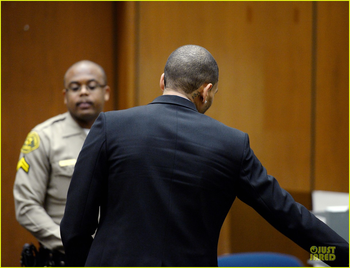chris brown sentenced to 1000 hours of community labor 082931666