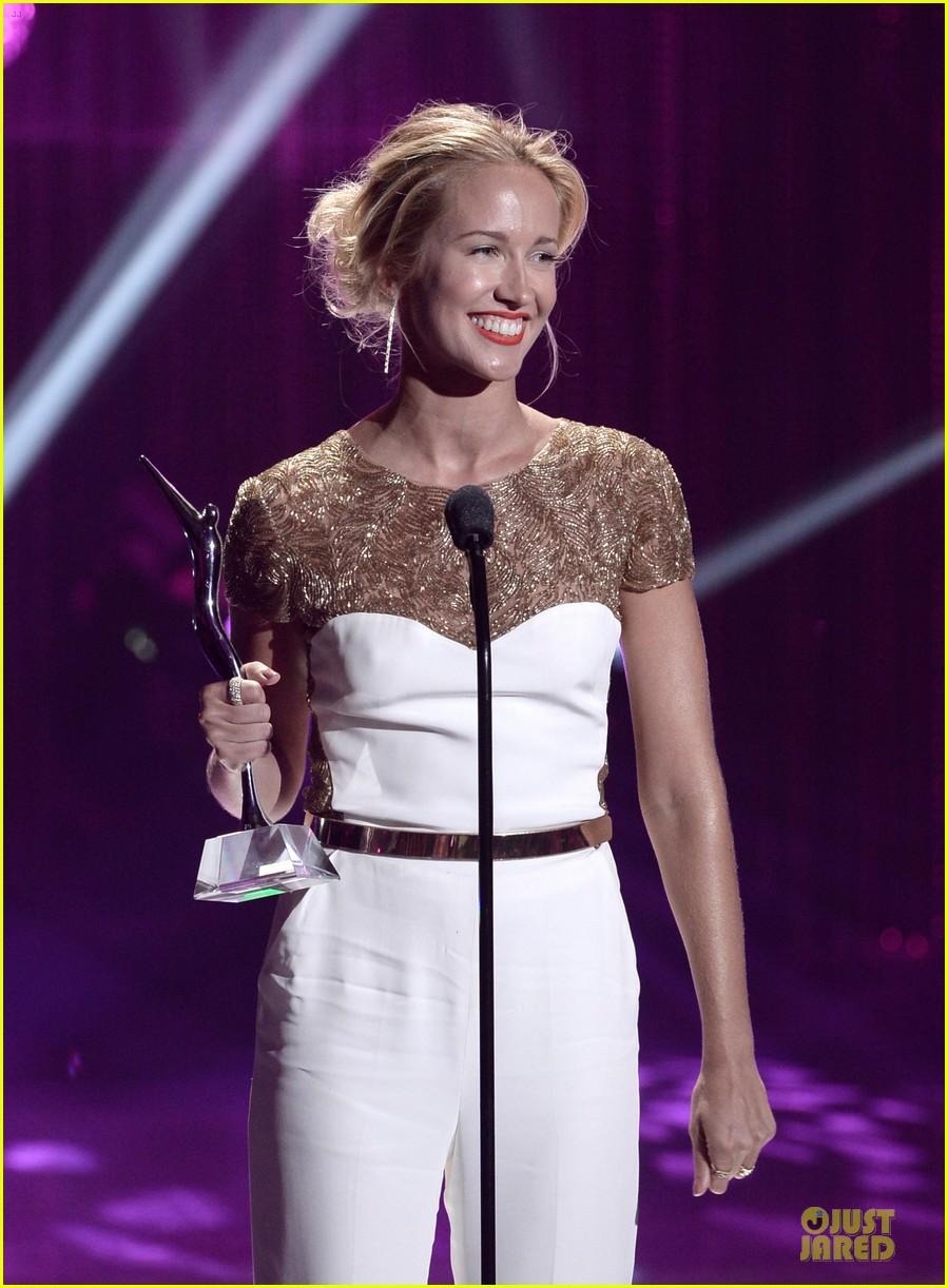 anna camp michael mcmillian at young hollywood awards 022921809