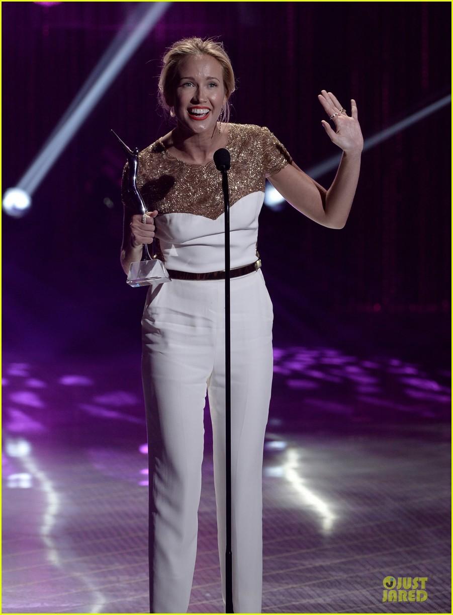 anna camp michael mcmillian at young hollywood awards 112921818