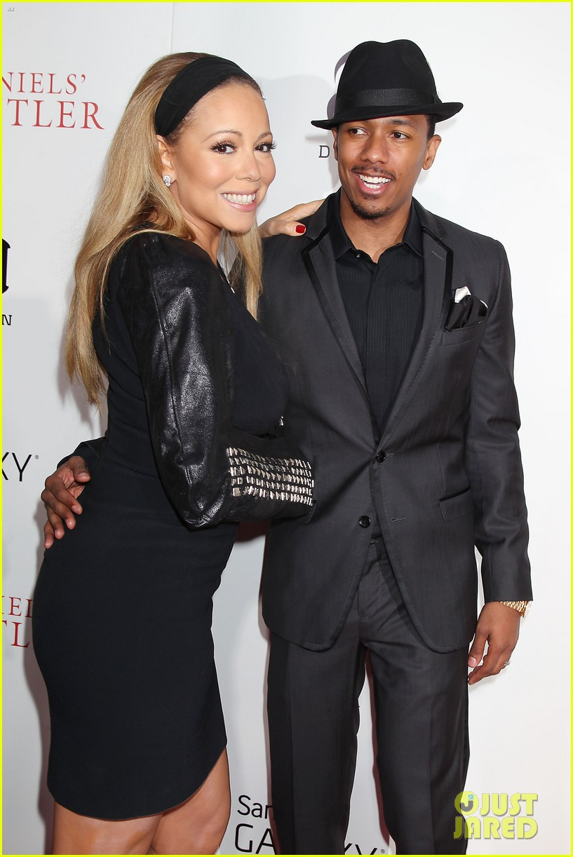 mariah carey wears arm sling to butler new york premiere 142924350
