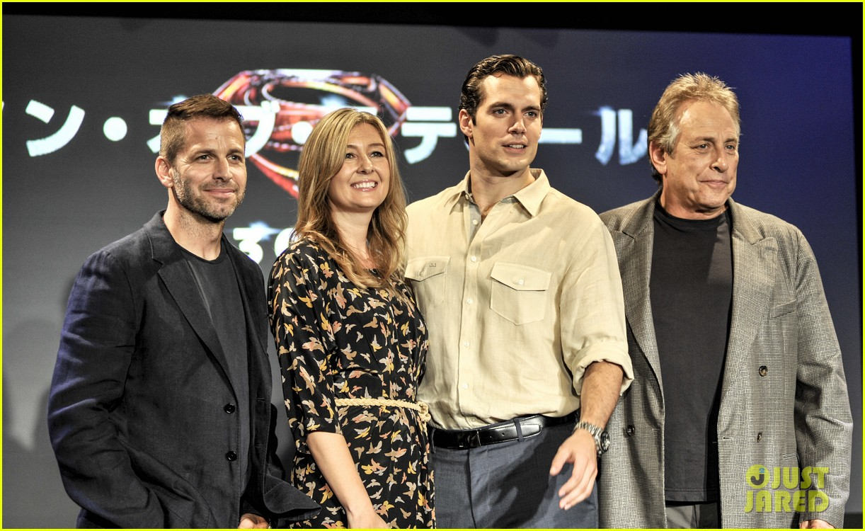 henry cavill man of steel japan press conference 032935222