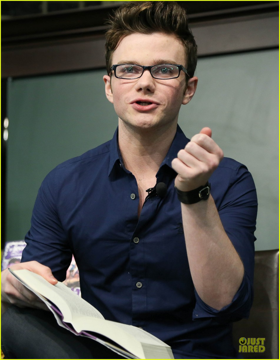 chris colfer land of stories the enchantress returns book event 112924683