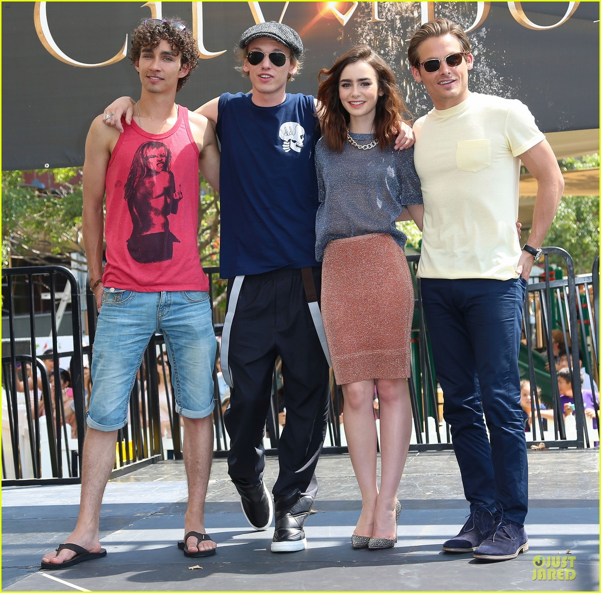 lily collins jamie campbell bower bower are very close despite split 032929789