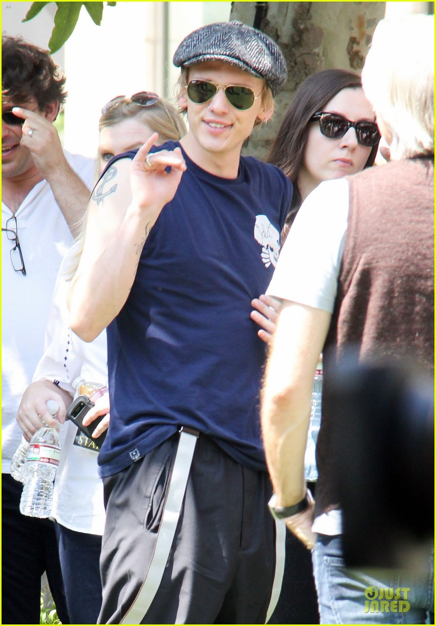 lily collins jamie campbell bower bower are very close despite split 292929815