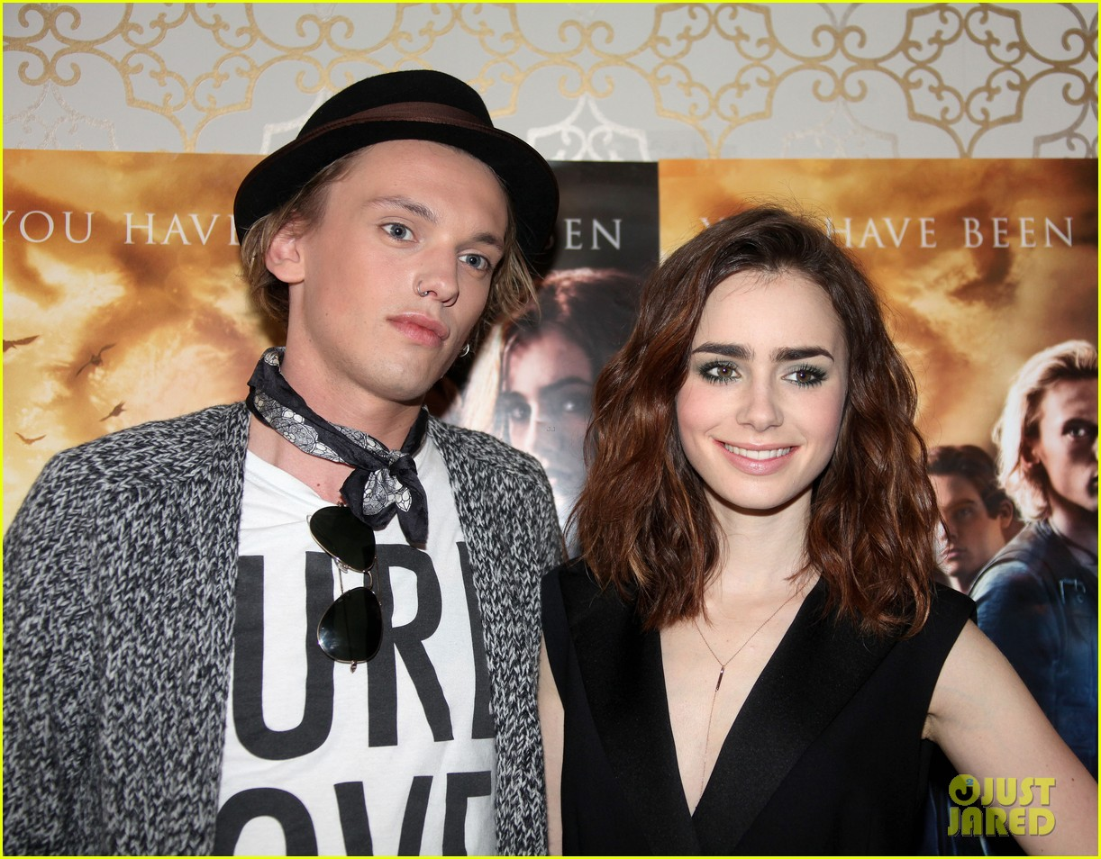 lily collins mortal instruments norway photo call 032936189