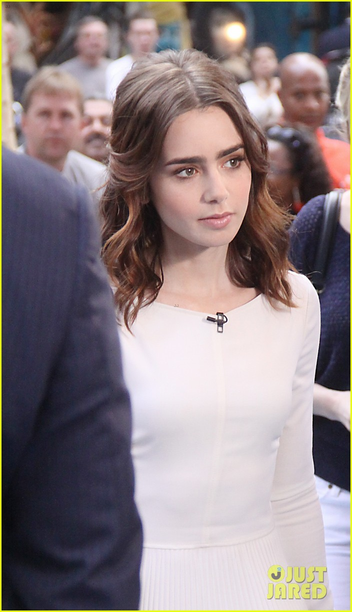 lily collins win vip passes for mortal instruments la event 132925542