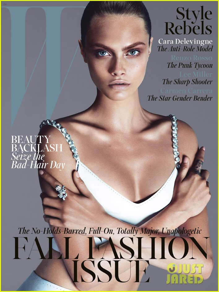 cara delevingne covers w magazine september 20132928578