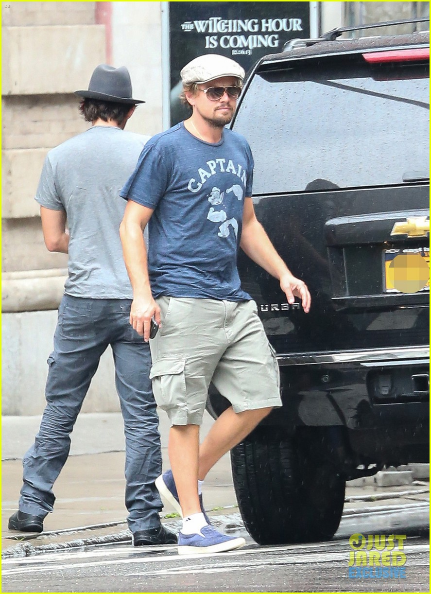leonardo dicaprio steps out after great gatsby dvd release 05