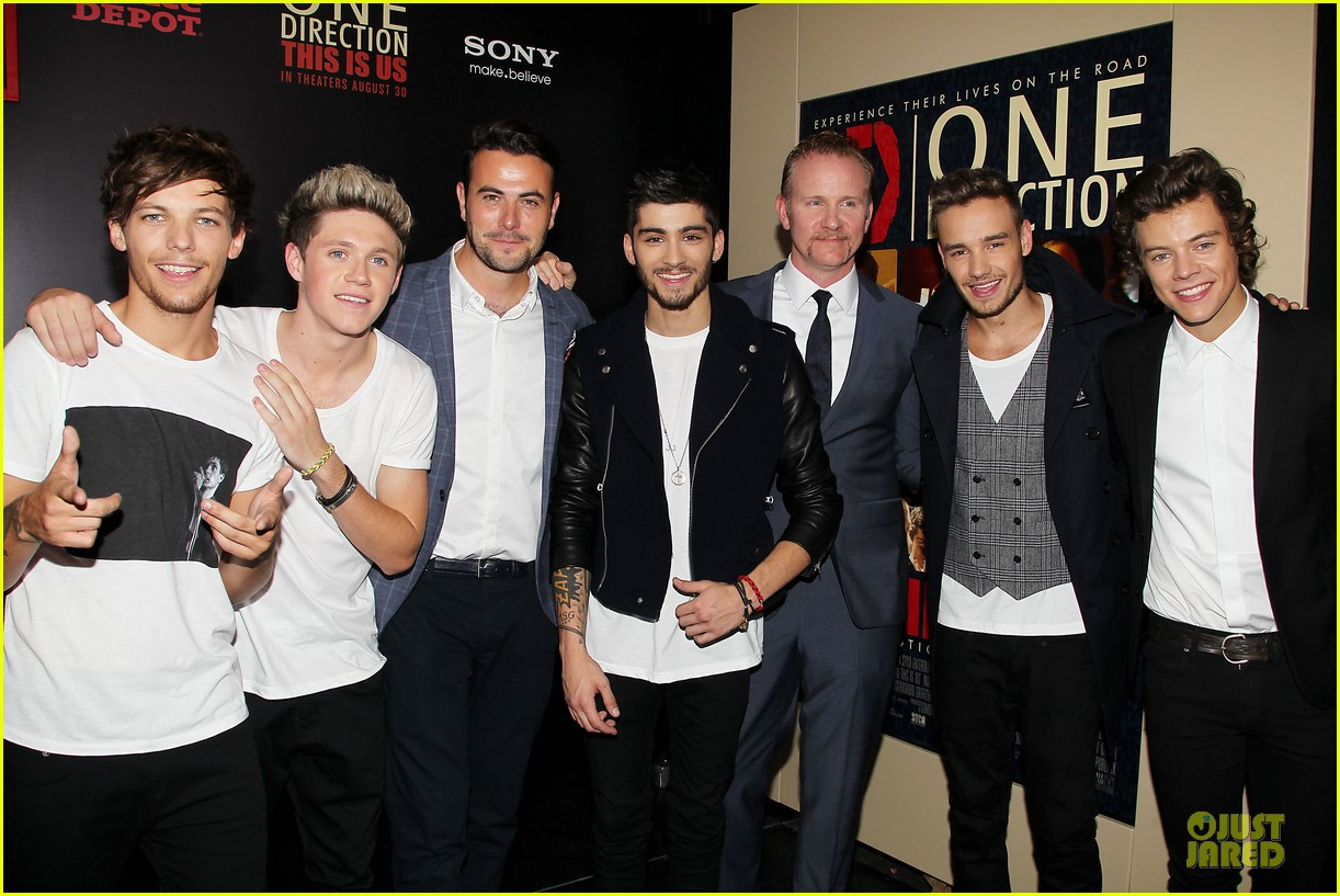 one direction this is us world premiere in nyc 022938556