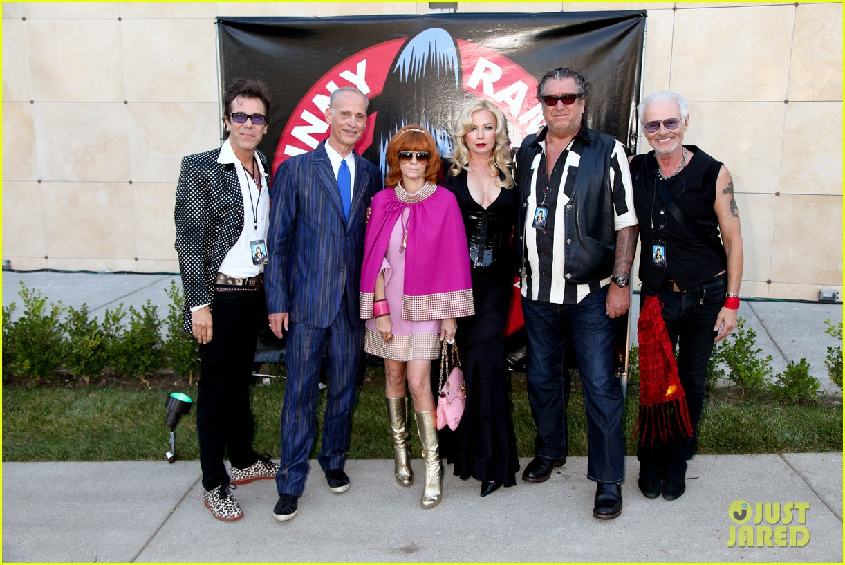 dita von teese johnny ramone tribute 12