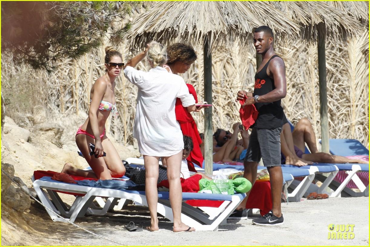 doutzen kroes bikini vacation after emilio pucci announcement 062924582