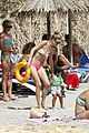 doutzen kroes bikini vacation after emilio pucci announcement 13