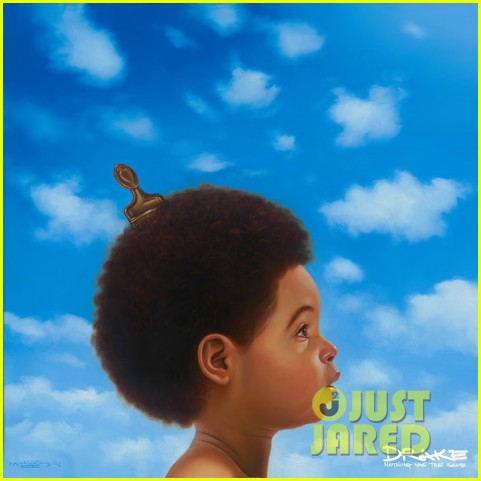 drake blue ivy carter not nothing was the same cover pic 022939355