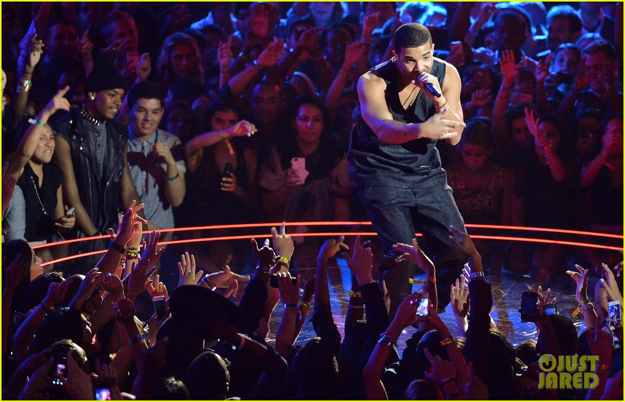 drake mtv vmas 2013 performance watch now 072937958
