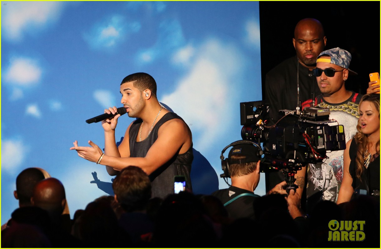 drake mtv vmas 2013 performance watch now 102937961