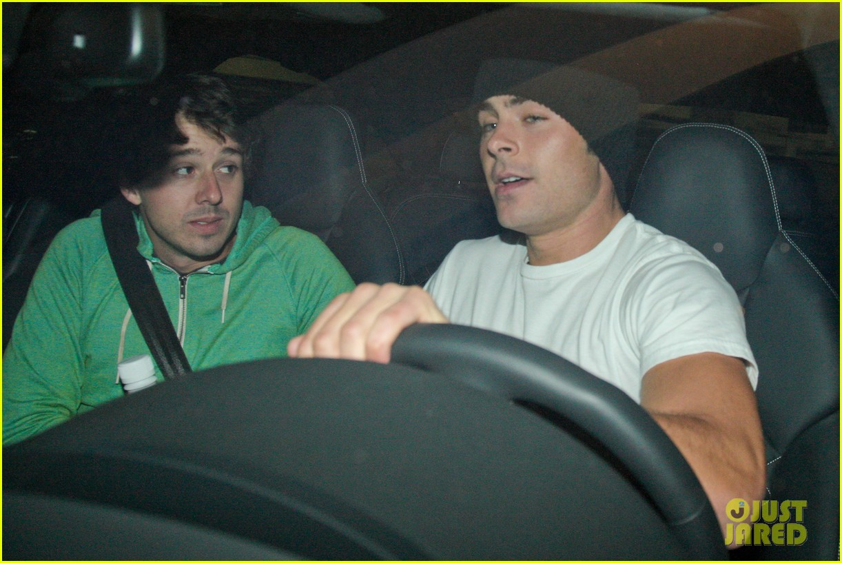 zac efron goes to the movies with a friend 062923978