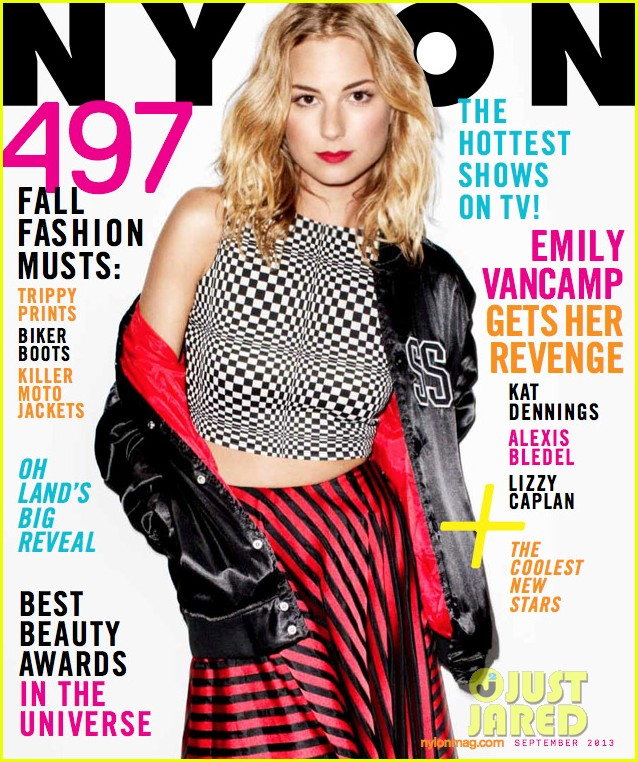 emily vancamp covers nylon september 2013 062935583