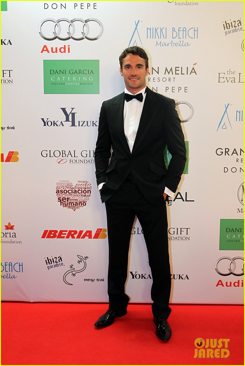 eva longoria thom evans global gift gala 2013 032923718