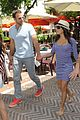 eva longoria ernesto arguello hold hands in marbella 06