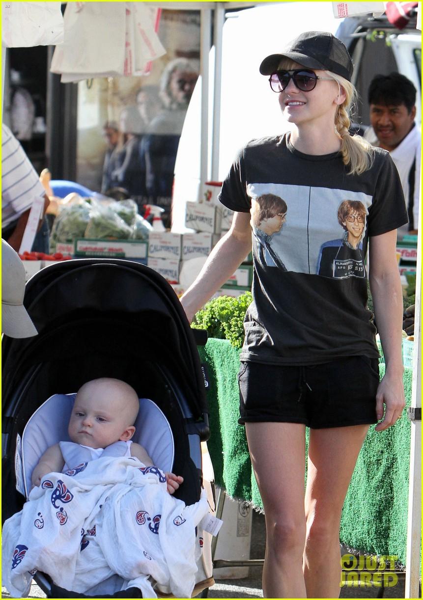 anna faris chris pratt celebrate son jack first birthday 072938423