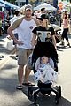 anna faris chris pratt celebrate son jack first birthday 01