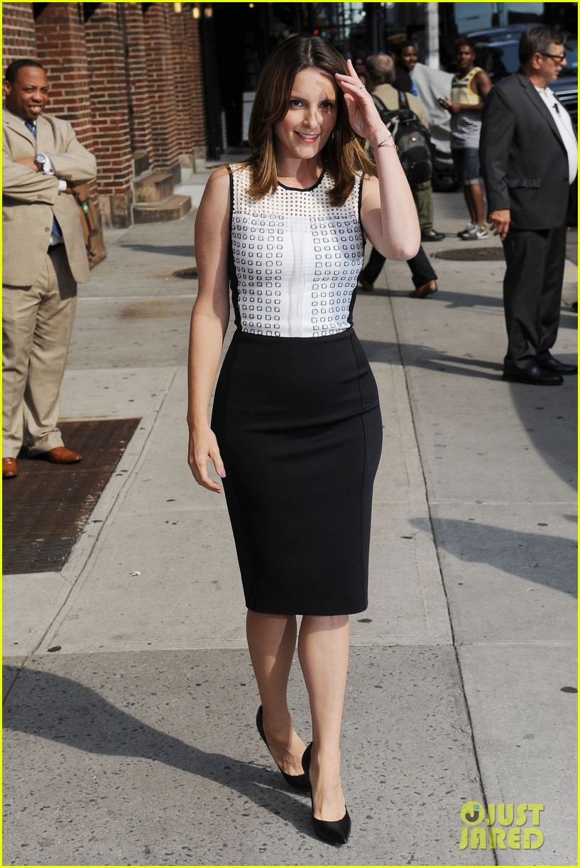 tina fey says shes a hot mess talks going to emmys 2013 042934920