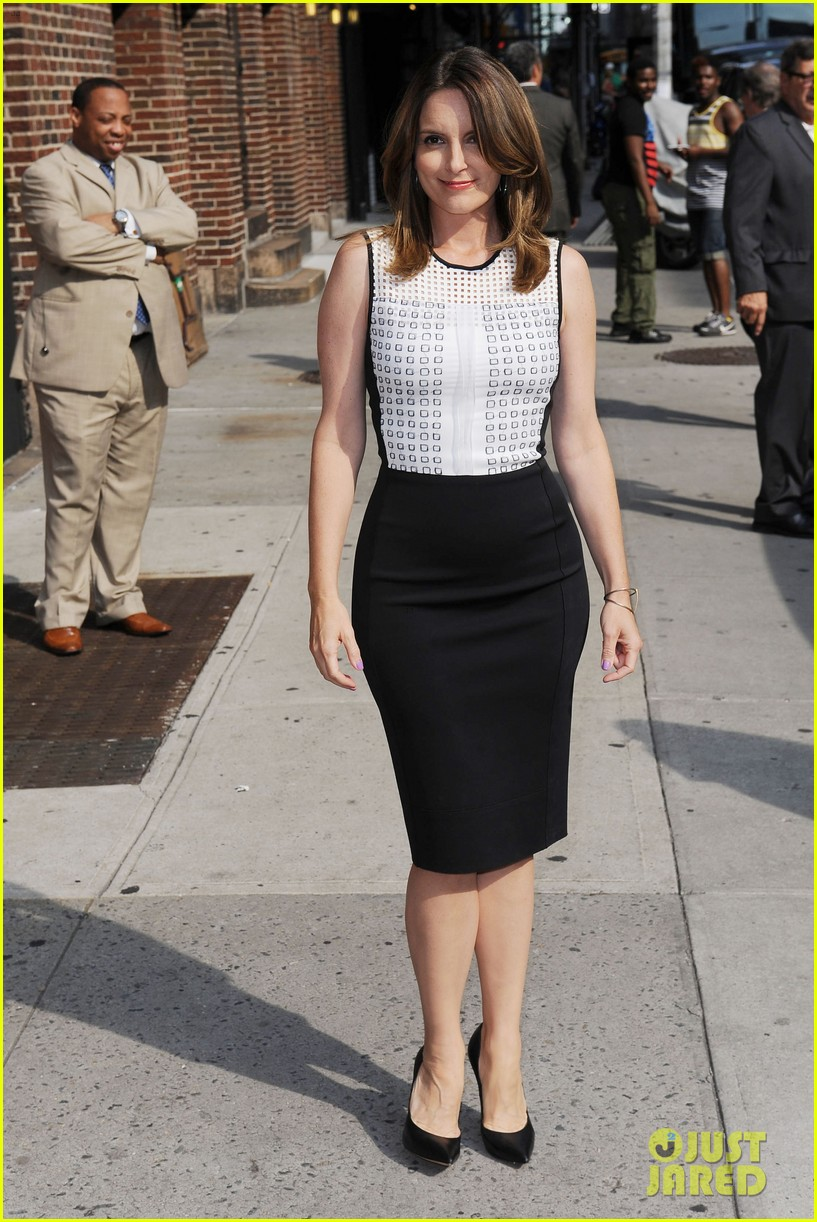 tina fey says shes a hot mess talks going to emmys 2013 092934925