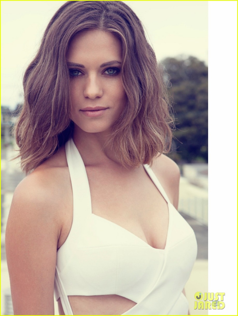 Lyndsy Fonseca Covers Bellos Sexy Issue August 2013 Photo