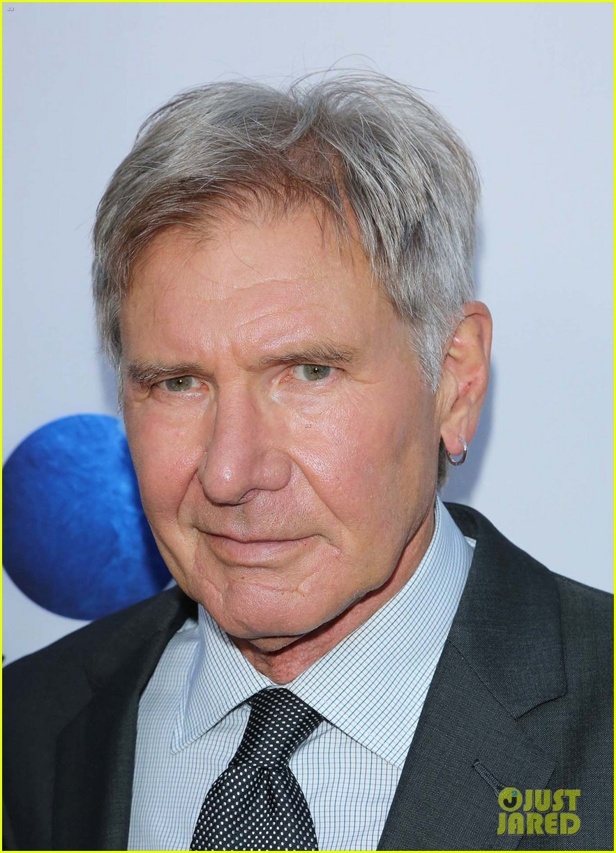 harrison ford paranoia premiere with calista flockhart 022926422